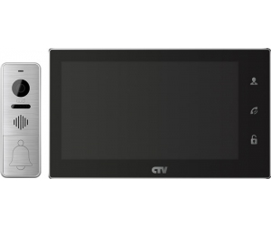 Комплект CTV-DP3701